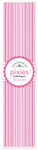 Doodlebug Design - Pixies - Straw Picks - Bubblegum
