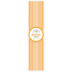 Doodlebug Design - Pixies - Straw Picks - Tangerine