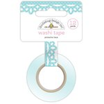 Doodlebug Design - Sugar Shoppe Collection - Washi Tape - Pistachio Lace