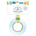 Doodlebug Design - Hip Hip Hooray Collection - Washi Tape - Surprise Party