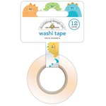 Doodlebug Design - Hip Hip Hooray Collection - Washi Tape - Micro Monsters