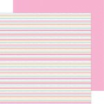 Doodlebug Design - Sugar Shoppe Collection - 12 x 12 Double Sided Paper - Icing on the Cake