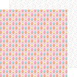 Doodlebug Design - Sugar Shoppe Collection - 12 x 12 Double Sided Paper - Baby Cakes