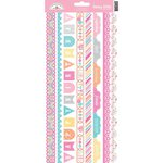 Doodlebug Design - Sugar Shoppe Collection - Cardstock Stickers - Fancy Frills