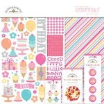 Doodlebug Design - Sugar Shoppe Collection - Essentials Kit