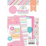 Doodlebug Design - Sugar Shoppe Collection - 4 x 6 Album Inserts