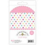 Doodlebug Design - Sugar Shoppe Collection - Treat Bags - Cupcake Sprinkles