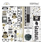 Doodlebug Design - The Graduates Collection - Essentials Kit