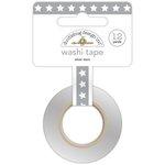 Doodlebug Design - Washi Tape - Silver Stars