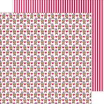 Doodlebug Design - Patriotic Parade Collection - 12 x 12 Double Sided Paper - Uncle Sam