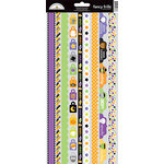 Doodlebug Design - Ghouls and Goodies Collection - Halloween - Cardstock Stickers - Fancy Frills