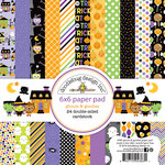 Doodlebug Design - Ghouls and Goodies Collection - Halloween - 6 x 6 Paper Pad