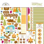 Doodlebug Design - Happy Camper Collection - Essentials Kit