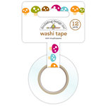Doodlebug Design - Happy Camper Collection - Washi Tape - Mini Mushrooms