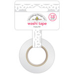 Doodlebug Design - Santa Express Collection - Christmas - Washi Tape - Frosty Frill