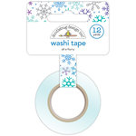 Doodlebug Design - Frosty Friends Collection - Christmas - Washi Tape - All a Flurry