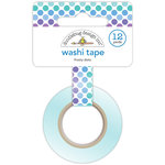 Doodlebug Design - Frosty Friends Collection - Christmas - Washi Tape - Frosty Dots