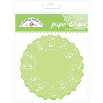 Doodlebug Designs - Paper Doilies - Limeade