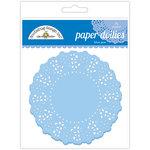 Doodlebug Designs - Paper Doilies - Blue Jean