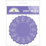 Doodlebug Designs - Paper Doilies - Lilac