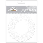 Doodlebug Designs - Paper Doilies - Lily White