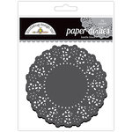Doodlebug Designs - Paper Doilies - Beetle Black