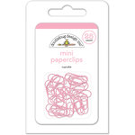 Doodlebug Design - Mini Paperclips - Cupcake