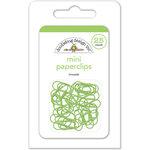 Doodlebug Design - Mini Paperclips - Limeade