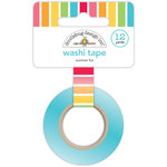 Doodlebug Design - Sun kissed Collection - Washi Tape - Summer Fun