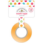 Doodlebug Design - Sun kissed Collection - Washi Tape - Summer Dots