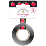 Doodlebug Design - Back to School Collection - Washi Tape - Apple a Day