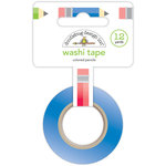 Doodlebug Design - Back to School Collection - Washi Tape - Colored Pencils
