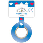 Doodlebug Design - Patriotic Picnic Collection - Washi Tape - True Blue