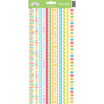 Doodlebug Design - Sun kissed Collection - Cardstock Stickers - Fancy Frills