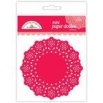 Doodlebug Designs - Paper Doilies - Mini - Ladybug