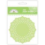 Doodlebug Designs - Paper Doilies - Mini - Limeade