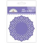 Doodlebug Design - Paper Doilies - Mini - Lilac