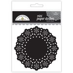 Doodlebug Design - Paper Doilies - Mini - Beetle Black