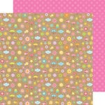 Doodlebug Design - Hello Sunshine Collection - 12 x 12 Double Sided Paper - Thoughts of Spring