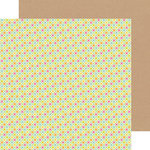 Doodlebug Design - Hello Sunshine Collection - 12 x 12 Double Sided Paper - Garden Trellis