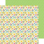 Doodlebug Design - Sun kissed Collection - 12 x 12 Double Sided Paper - Fun in the Sun
