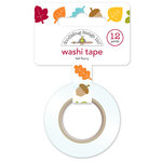 Doodlebug Design - Fall Friends Collection - Washi Tape - Fall Flurry