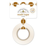 Doodlebug Design - Touchdown Collection - Washi Tape - Football