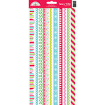 Doodlebug Design - Sugarplums Collection - Christmas - Cardstock Stickers - Fancy Frills