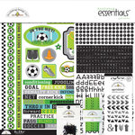 Doodlebug Design - Goal Collection - Essentials Kit