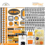 Doodlebug Design - Slam Dunk Collection - Essentials Kit