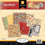 Daisy D's Paper Company - Beacon Hill Collection - Scrapbook Kit - Mother, CLEARANCE