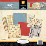 Daisy D's Paper Company - Beacon Hill Collection - Scrapbook Kit - Birthday