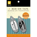 Daisy D's Paper Company - Rub On Tape - Fancy Border