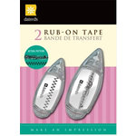 Daisy D's Paper Company - Rub-Ons Transfers - Fancy Border II, CLEARANCE